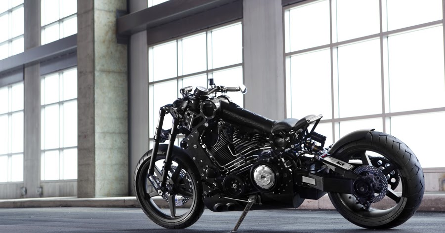 Confederate motorcycles raise the black flag return of for Yamaha p120 price