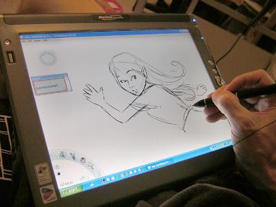 Как сделать из обычного планшет графический 38