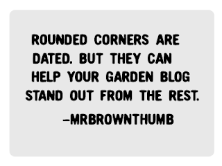 rounded corners in Blogger images
