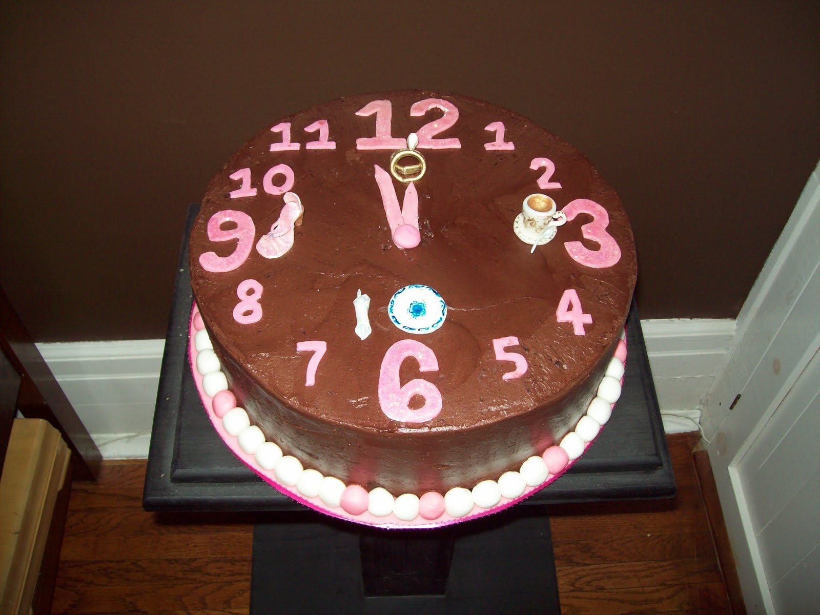 Remarkable Around the Clock Bridal Shower Cake 1600 x 1200 · 158 kB · jpeg