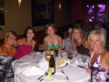 Julie, Kinta, Jen, Raymie, Me