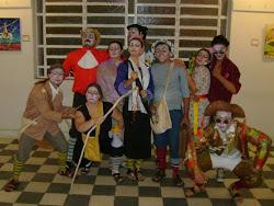 """Companhia de Teatro de Rua """"Arte por toda a parte"""""""