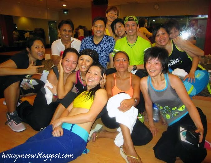 Dreaming Reality: Zumba ZIN 28 Training