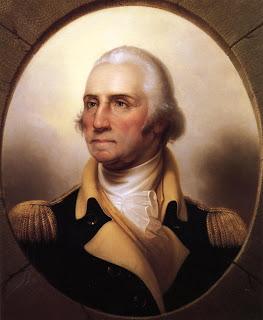 جورج واشنطن أول رئيس للولايات المتحدة