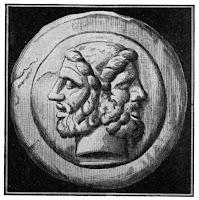 اله الطرق عند الرومان Janus