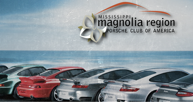Mississippi Magnolia Region Porsche Club of America