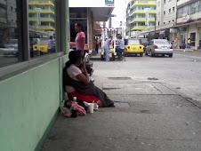 Cuando la pobreza llega ha convertirse en  miseria
