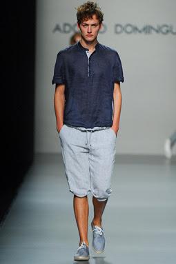 Moda para hombre Verano 2011