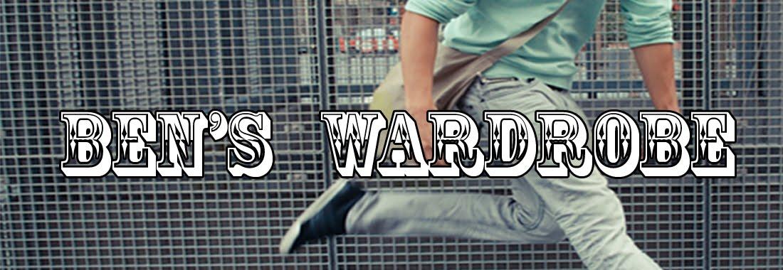ben's wardrobe