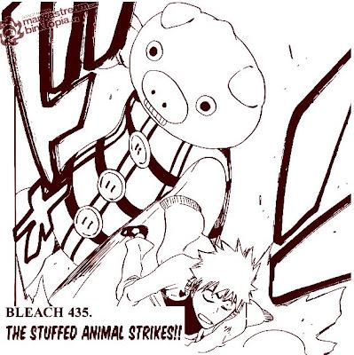 Bleach 435 Manga