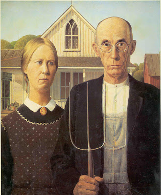 Great Lakes Guy A New American Gothic