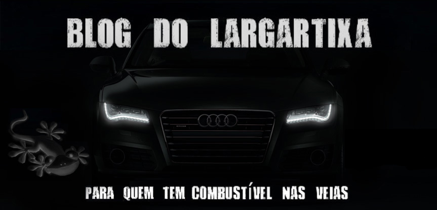 BLOG DO LARGARTIXA