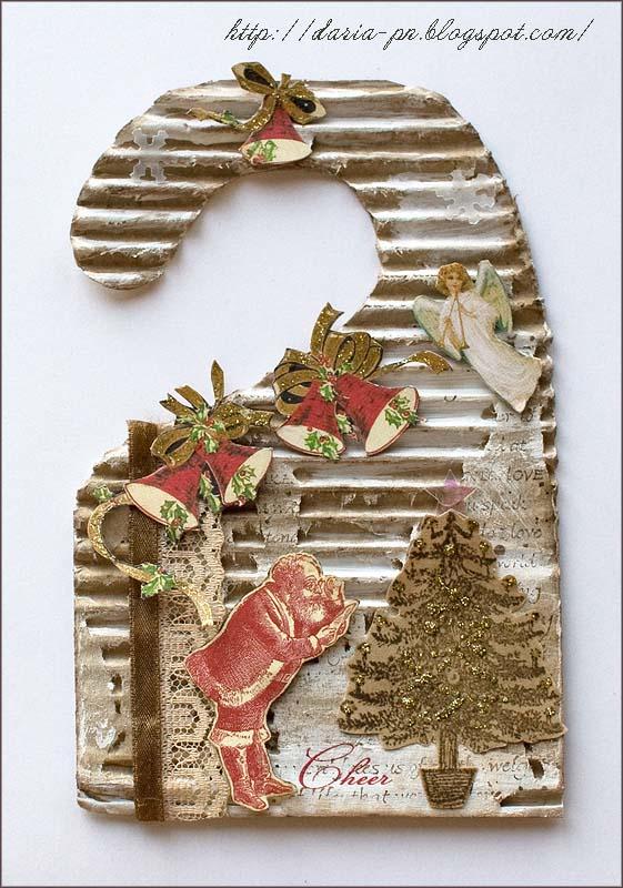 Новогодние поделки своими руками на елку на
