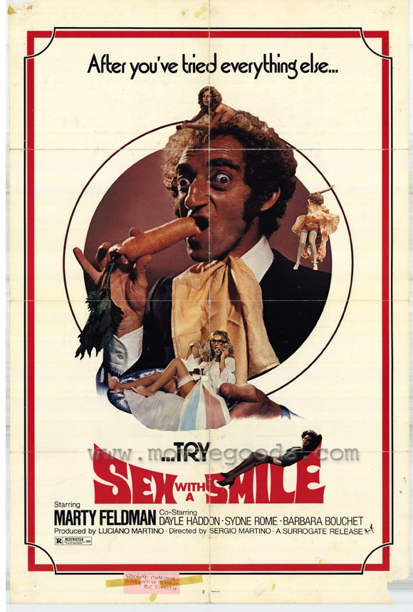 466111020awa4 Sergio Martino   40 gradi allombra del lenzuolo AKA Sex with a Smile (1976)