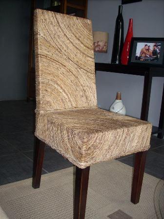 Beau Water Hyacinth Chair