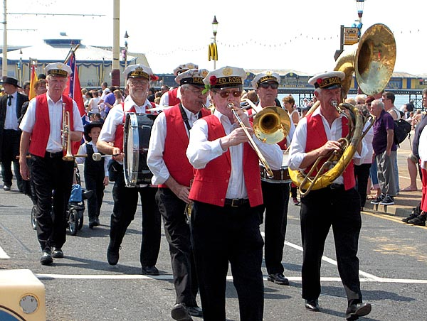 The Red Rose Brass Band