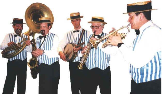 King's Dixieland Band