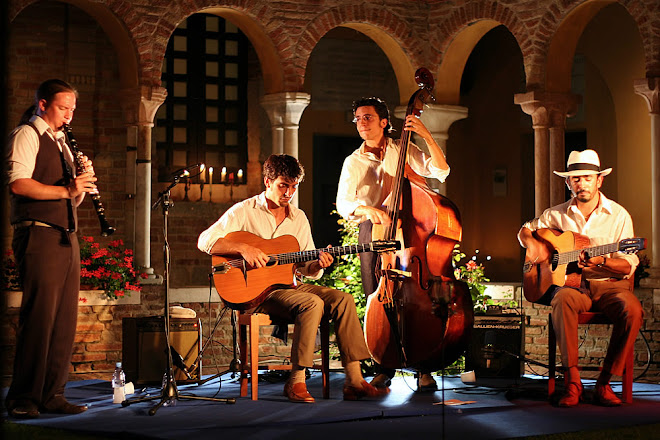 The Tolga Quartet