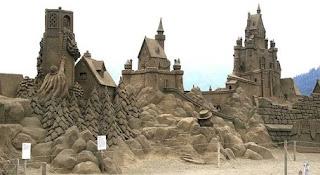 Que du sable!