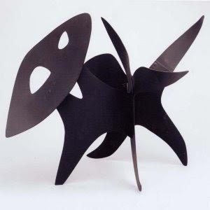 Alexander Calder, sculpteur et peintre