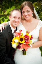 Mr and Mrs!  9/26/09 :)
