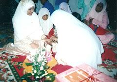 Majlis Sarung Cincin Pertunangan