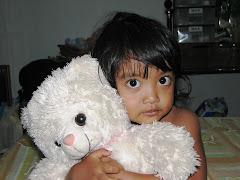 Erlysha & bear
