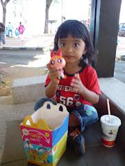 Erlysha & Mcd Toy