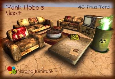Punk Hobou0027s Nest