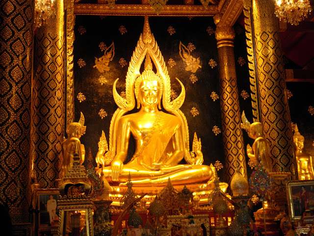 สถานที่ท่องเที่ยว พระพุทธชินราช