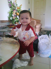 aiman - 8 month old