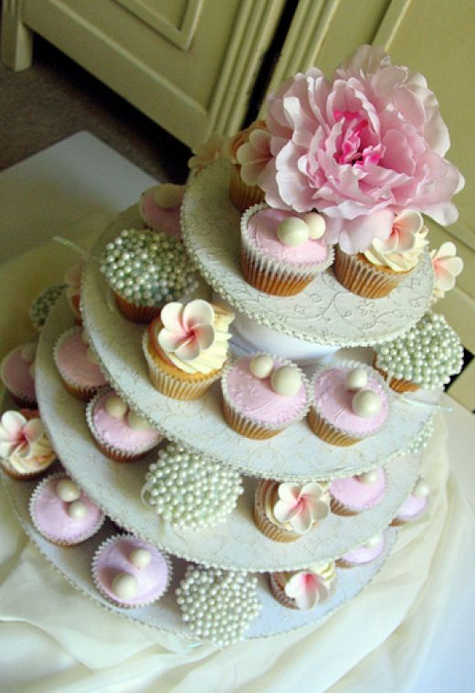 Cupcake Wedding Ideas