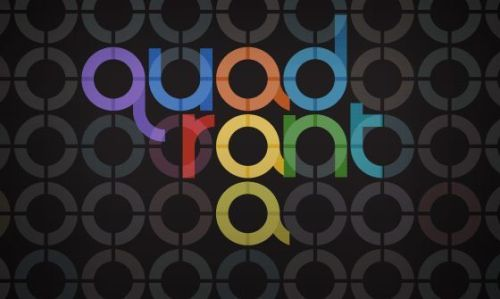 quadranta font