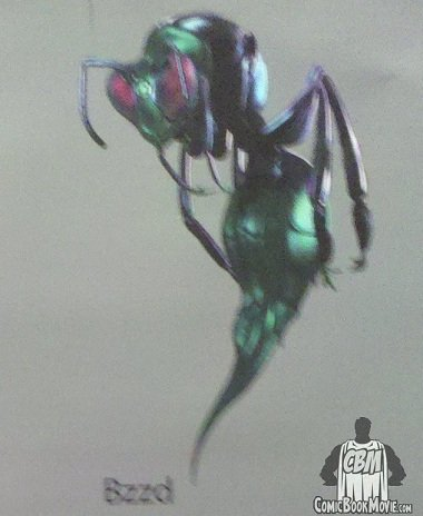 Gfest Alien Green Lantern Movie Characters Revealed