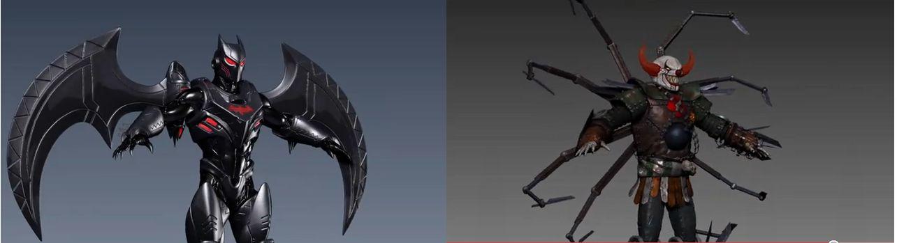 Gfest Dc Universe Onlines Iconic Battle Suit Upgrades Are Kick A