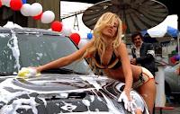 Car Wash Babe