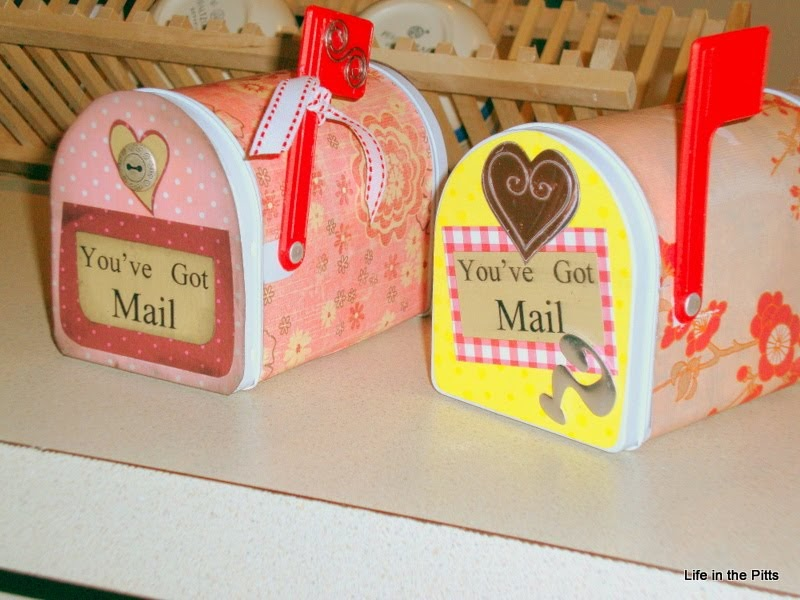 Life In The Pitts Valentine Mail Boxes