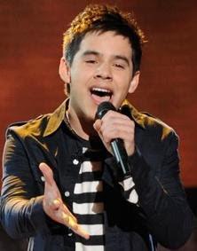 David Archuleta - Love Me Tender on American Idol Performance May 6 Lyrics + Video
