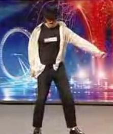 Signature - Britain's Got Talent Michael Jackson Moves