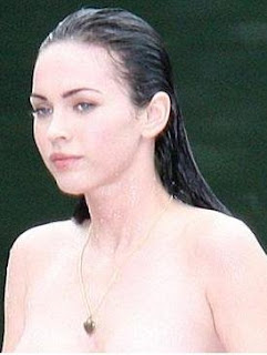 Megan Fox Topless Pics From Jennifer's Body