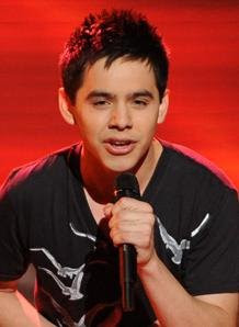 May 13 American Idol David Archuleta Sings And So it Goes