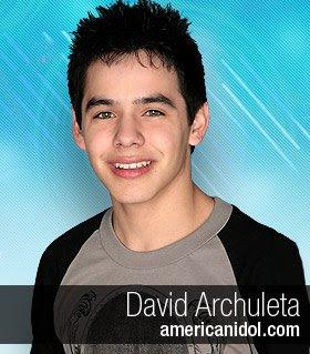 David Archuleta on American Idol Finals