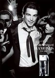 Josh Hartnett  - Emporio Armani Diamonds for Men