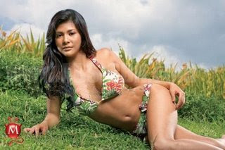 Roxanne Guinoo Sexy Photos