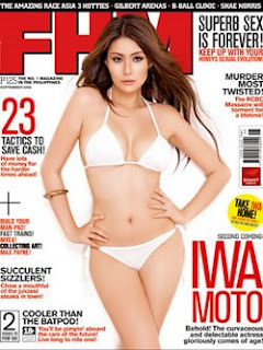 Iwa Moto FHM September 2008