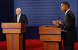 Presidential Debate Results: Who won the debate of Obama vs McCain?