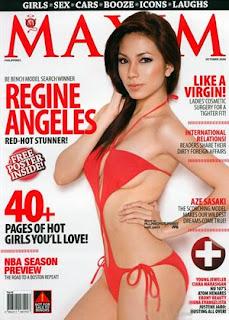 Regine Angeles Maxim