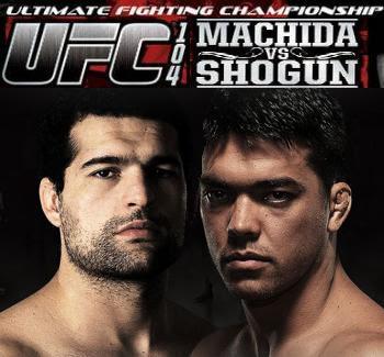 Machida vs Shogun