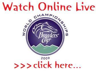 Watch Breeders Cup Online