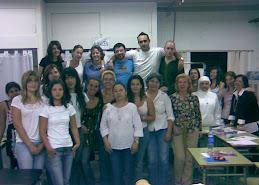 Alumnos 2ª CAE